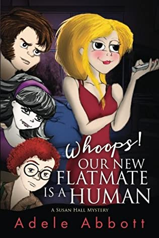 book cover of Whoops! Our New Flatmate Is A Human