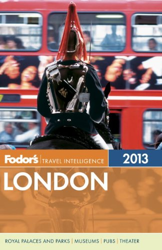 Fodor's London 2013 (Full-color Travel Guide)