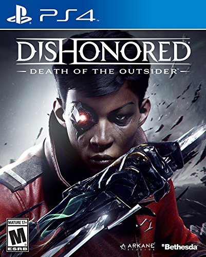 Dishonored: Death of the Outsider - PlayStation 4 Standard Edition [video game] (Dishonored 2 Death Of The Outsider Dlc)