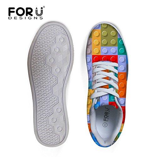 Voor U Ontwerpen Ademende Comfortabele Mannen Casual Loopschoenen Sneakers-us6.5