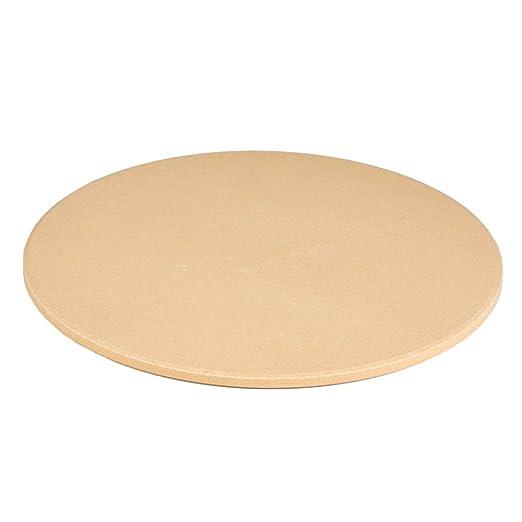 HomDSim - Piedra redonda de pizza de 30,48 cm, para horno y ...