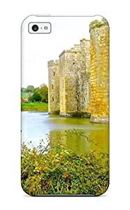 1860924K79649862 MarvinDGarcia Case Cover Iphone 5c Protective Case Bodiam Castle