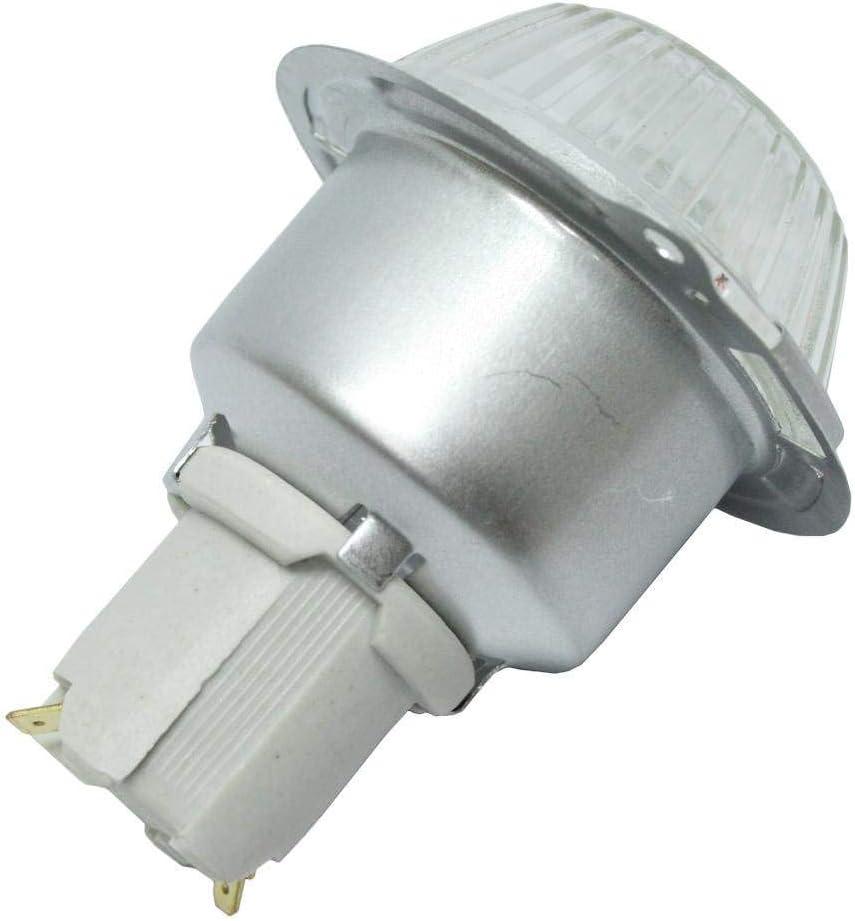 GE 81000 - WB08T10002 RANGE OVEN LIGHT HOUSING Indicator Light Bulb