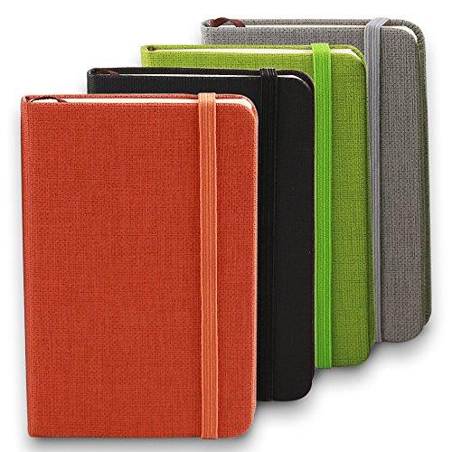 A4 Bound Notebook - 8