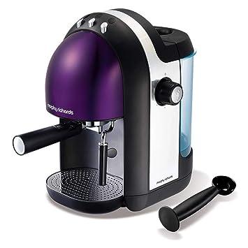 LEIAZ Cafetera Espresso, Semiautomática, Vapor Doméstico ...