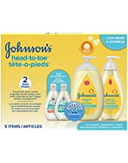Johnson's Baby Johnson's head to toe gift set, 5 products, 1 count