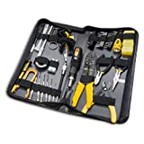 Syba 58 Piece Hobby Tool Kit Housed in a Fold out Case (SY-ACC65052)