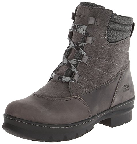 KEEN Wapato Mid WP Boot - Women's Magnet, 8.5