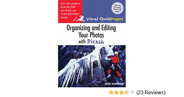 Amazon com: Organizing and Editing Your Photos with Picasa