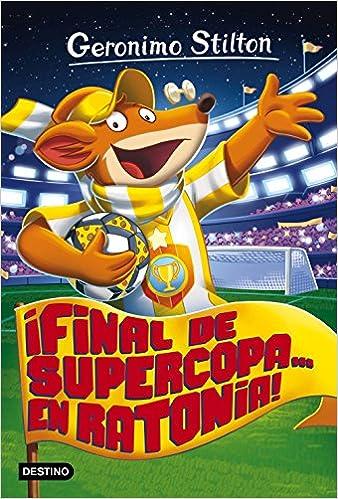 Resultado de imagen de final de supercopa en ratonia