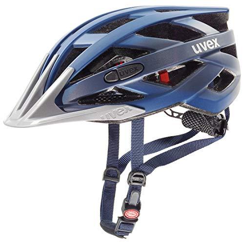 (Uvex i-vo cc Mountain Bike Helmet White/Champange 2017 52-57 cm)