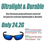 Duduma Tr8116 Polarized Sports Sunglasses for Men