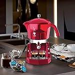 Bialetti-Mokona-Trasparente-Rossa-Macchina-Caffe-Espresso-Sistema-Aperto-per-Macinato-Capsule-Bialetti-e-Cialde