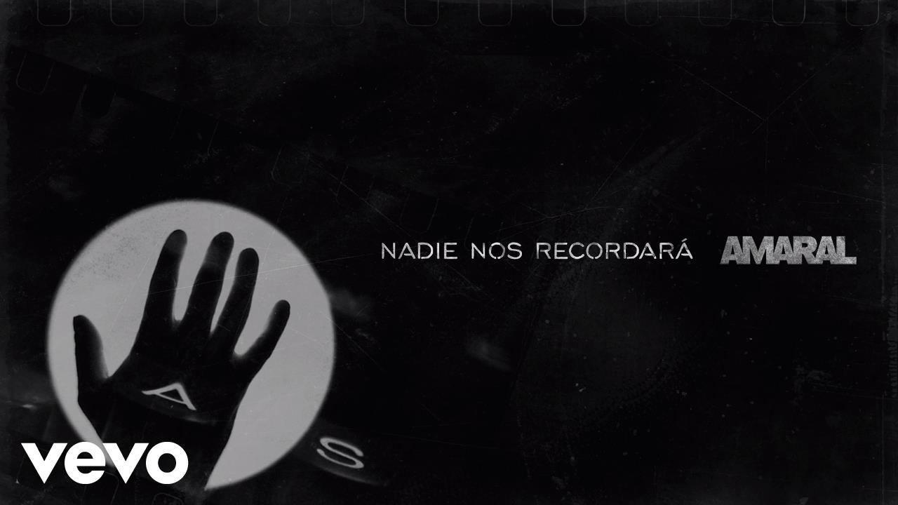 Nadie Nos Recordará (Lyric Video)