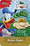 Brothers-ALL-Natural Fruit Crisps, Donald Duck Asian Pear, 0.35 Ounce (Pack of 24)