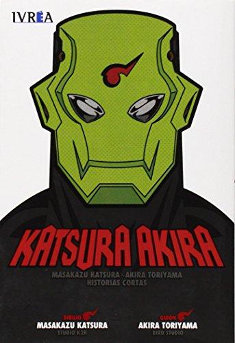 Descargar Libro Katsura Akira - Tomo Único Akira Toriyama