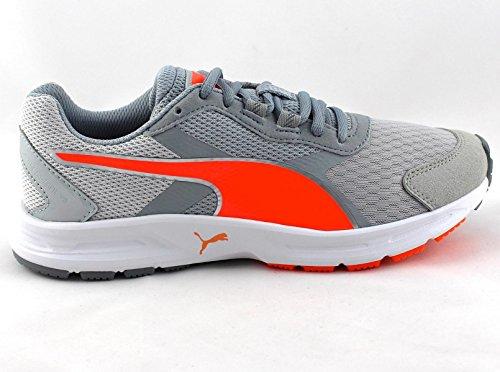 Puma Descendant V3, Chaussures de Running Compétition Femme Gris
