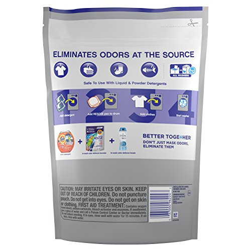 Buy detergent for odor