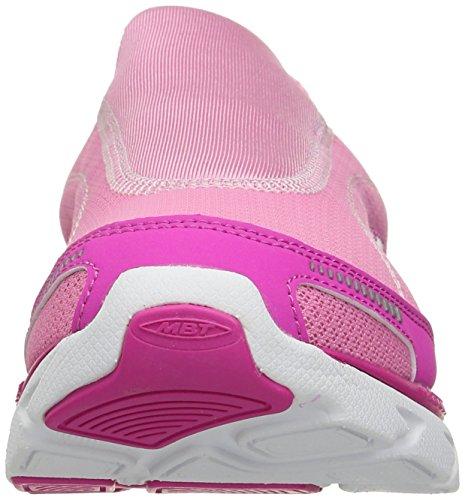 Deporte De Speed Mujer W Para Colores Slip 16 Rhodamine Varios pink Mbt On Zapatillas YpBH0Hqw