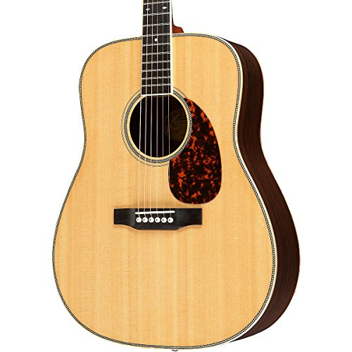 Larrivee D-60 Rosewood Traditional Series Dreadnought Acoustic Guitar Natural Rosewood