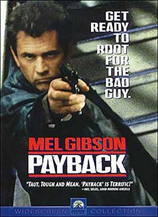 Amazoncom Payback Gununu Goreceksin David Paymer Mel Gibson