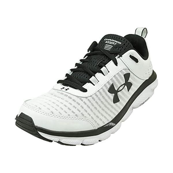 נעלי ריצה לגברים של חברת UNDER ARMOUR לאיזון של גמישות וריפוד