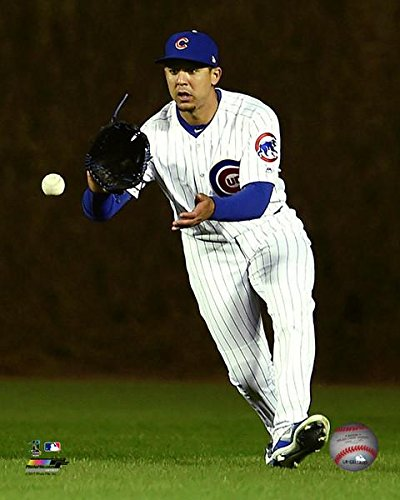 "Jon Jay Chicago Cubs 2017 Action Photo (Size: 8"" x 10"")"