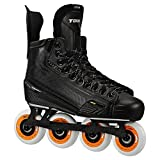 TOUR HOCKEY CODE 3 SENIOR INLINE HOCKEY SKATES BLACK SIZE 9