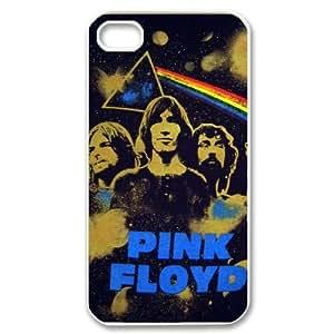 Custom iPhone 4,4S Case, Zyoux DIY High Qualtiy iPhone 4,4S Shell Case - Pink Floyd