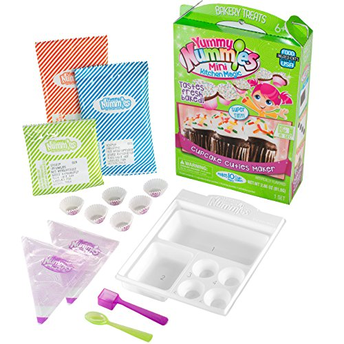 Yummy Nummies Bakery Treats - Cupcake Cuties Maker (Cupcake Cutie)