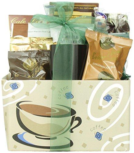 Great Arrivals Gourmet Coffee Gift Basket, Jumpin Java Medium