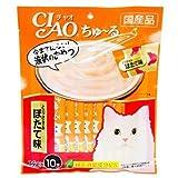 100 Pcs X 14g. (Chicken) Ciao CAT Snack Liquid Cat Gosh Tutsis Kyun (Japan Cat Snack) For Sale