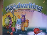 Benson Handwriting with Integrated Language Arts, Slant Manuscript, Student Edition, PLC Editors Staff, 0789178842