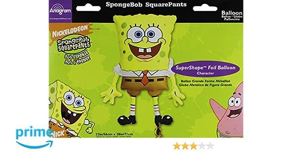 Spongebob/'s Patrick Supershape Balloon 26 Inch Foil Balloon