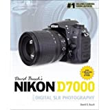 Cengage DAVID BUSCHS NIKON D7000 GUIDE TO DIGITAL SLR PHOTOGRAPHY shows you how, when, and why to use all the cool features, controls, and functions of the D7000 to take great photographs of anything. Books