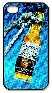 iphone covers Art Fashion Black PC DIY Case for iPhone 6 4.7 Generation Back Cover Case for iPhone 6 4.7 with Beer