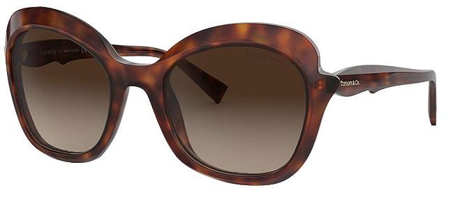 Amazon Com Tiffany Co Tf 4154 Paper Flowers Sunglasses For Women