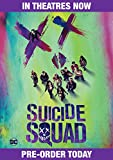 Suicide Squad [3D Blu-Ray + BD + DVD + UV] (Bilingual)