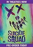Suicide Squad [Blu-Ray + DVD + UV] (B...