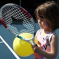 Le Petit Tennis LPT-15 - Raqueta de tenis y bola hinchable para ...