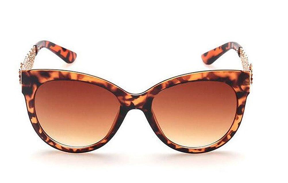901cc72c4b Amazon.com  GAMT Hollow Carved Eyewear High-grade Anti-UV Sunglasses Large Frame  Sunglasses For Women Abmer  Clothing