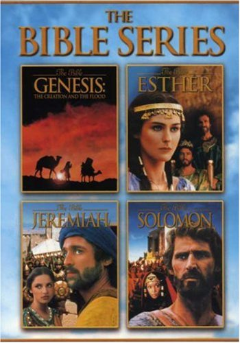 The Bible Series Box Set by Lions Gate
