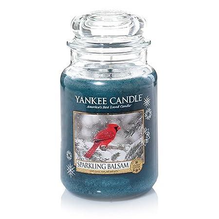 Yankee Candle Sparkling Balsam Large Jar Candle
