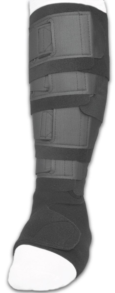 CompreFit by Biacare 30-40 mmHg Below Knee (LARGE REGULAR, BEIGE)