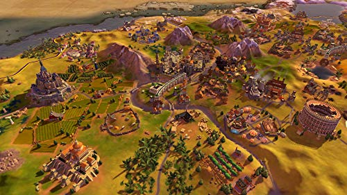 Sid Meier's Civilization VI - Nintendo Switch 5