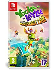 Yooka Laylee The Impossible Lair, Switch
