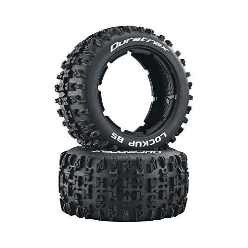 Duratrax Lockup B5 Tires, Rear (2), DTXC5013