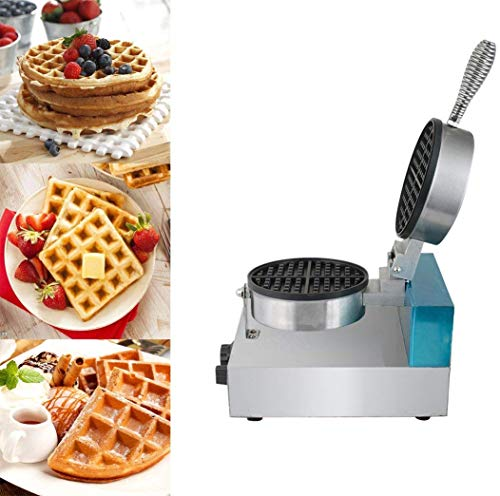 Professional Waffle Maker,vinmax Commercial Waffle Maker Waffle Maker Rotated Nonstick Electric Egg Cake Oven Puff Bread Maker (Shipping from US), 110V by vinmax (Image #2)