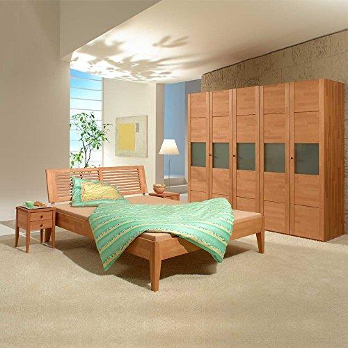 Komplett-Schlafzimmer-aus-Kernbuche-Massivholz-modern-5-teilig-Pharao24
