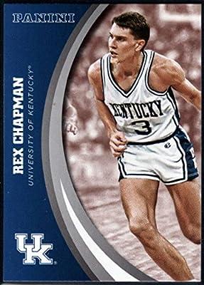 MultiSport MultiSport 2016 Panini Kentucky Wildcats #17 Rex Chapman